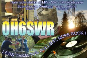 QSL OH6SWR